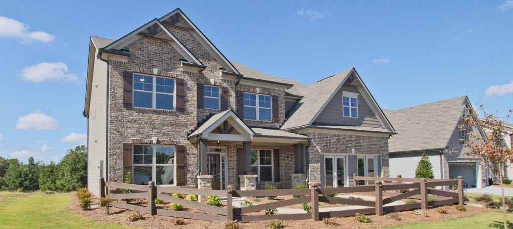 Turnbridge by Chafin Communities- Model at Parkside at Mulberry - Front 2web