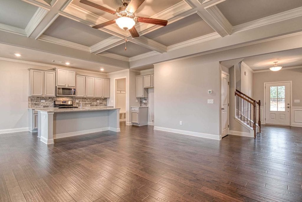 Mulberry I by Chafin Communities - Great Room to Kitchen 2