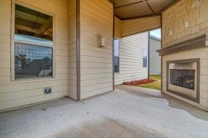 Mulberry I by Chafin Communities - Front Covered Rear Porch