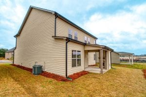 Mulberry I by Chafin Communities - Rear