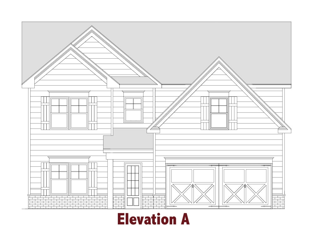 Arlington-II elevations Image