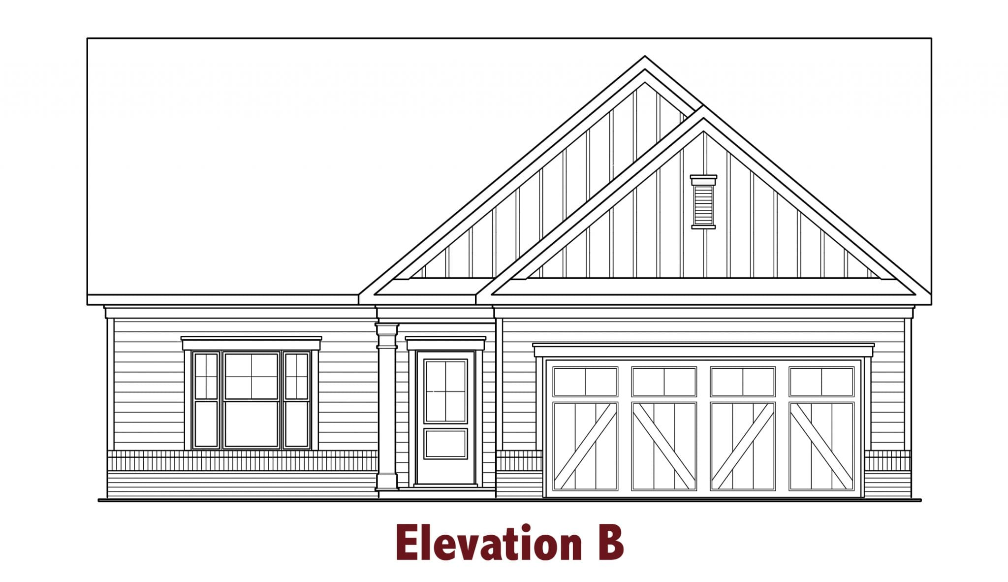 Avery elevations Image
