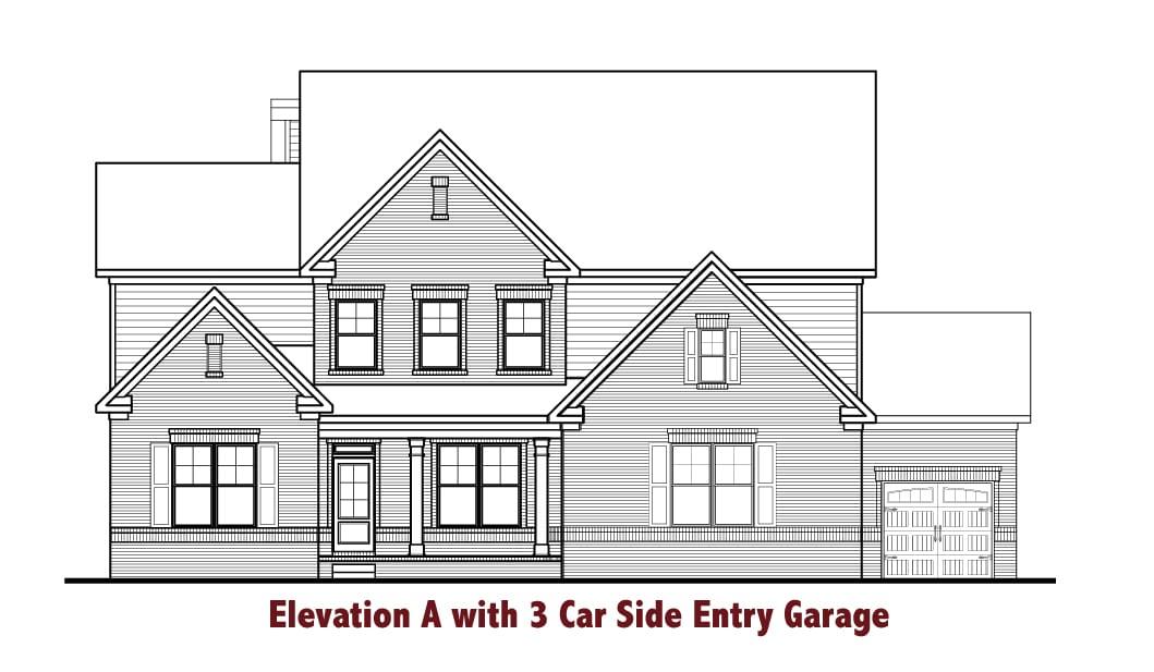 Barkley elevations Image
