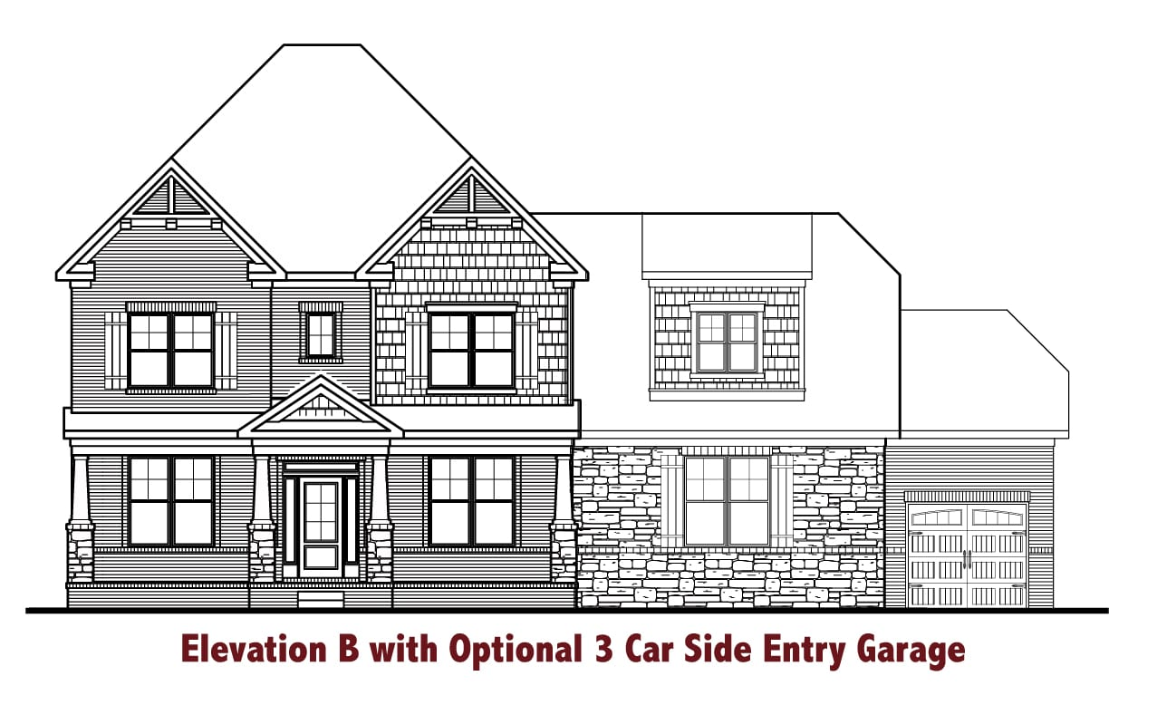 Bentley elevations Image