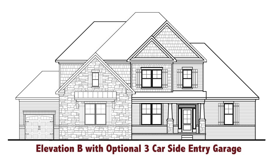 Berkshire elevations Image