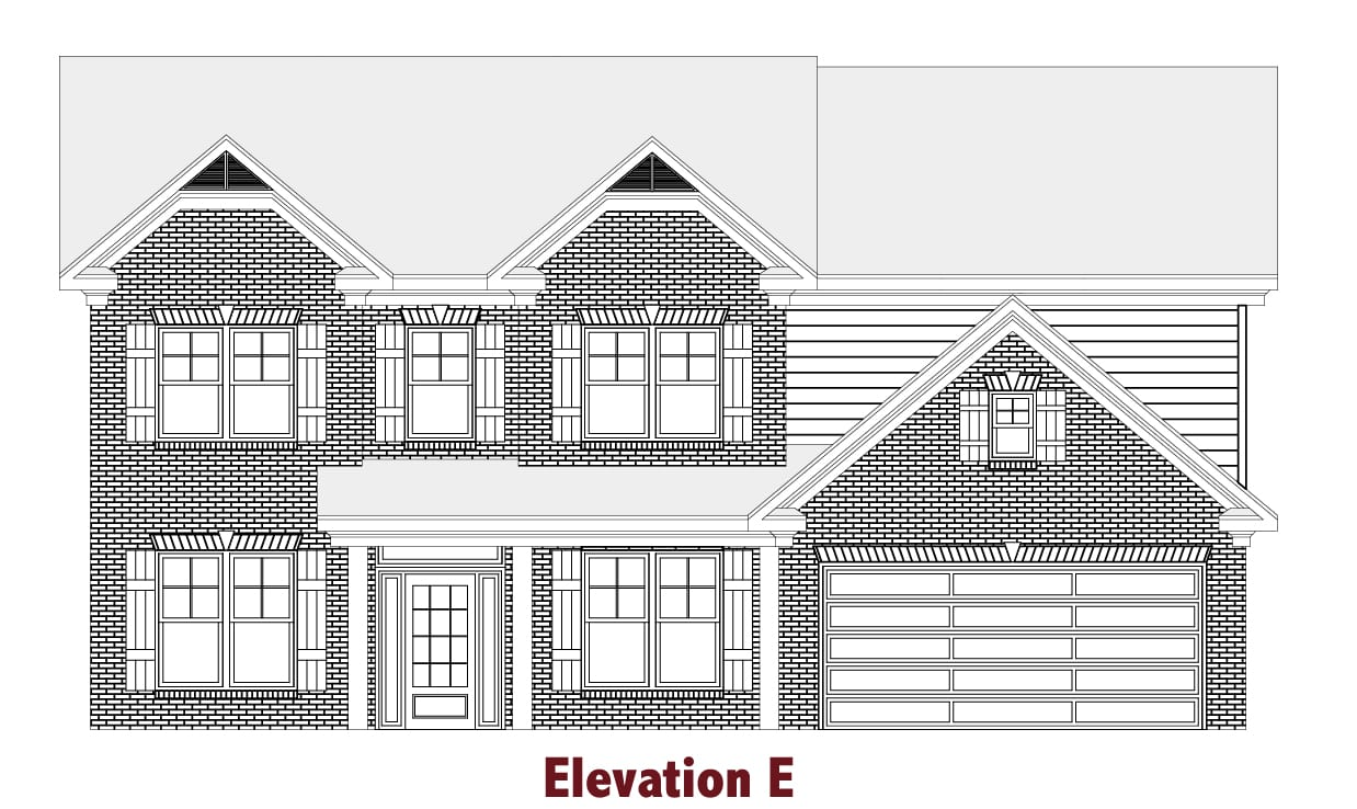 Brunswick-II elevations Image