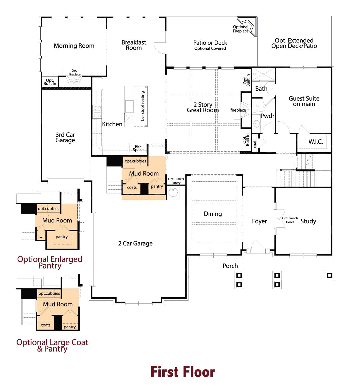 Castleberry plans Image