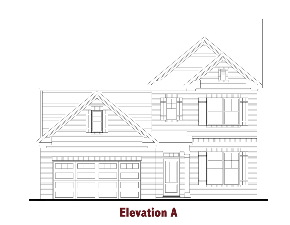Hunter-I elevations Image