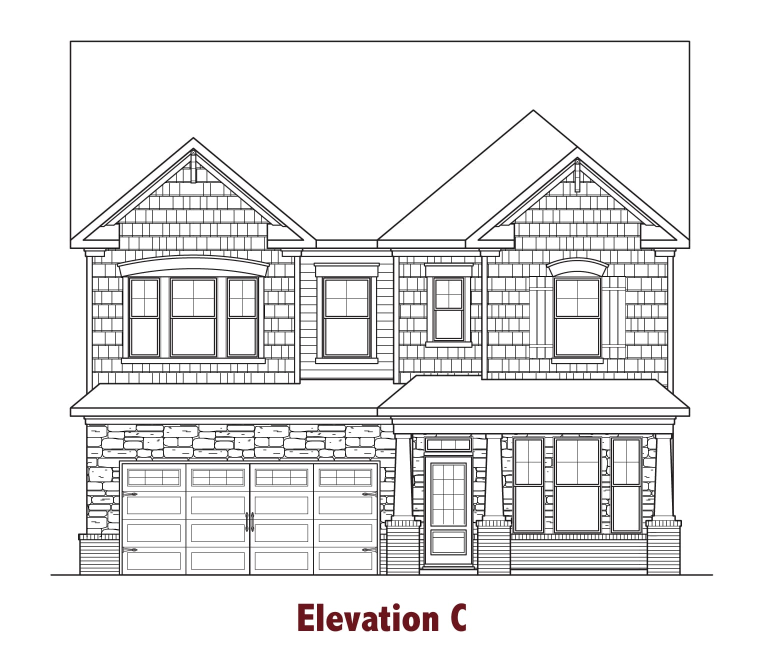 Lenox elevations Image