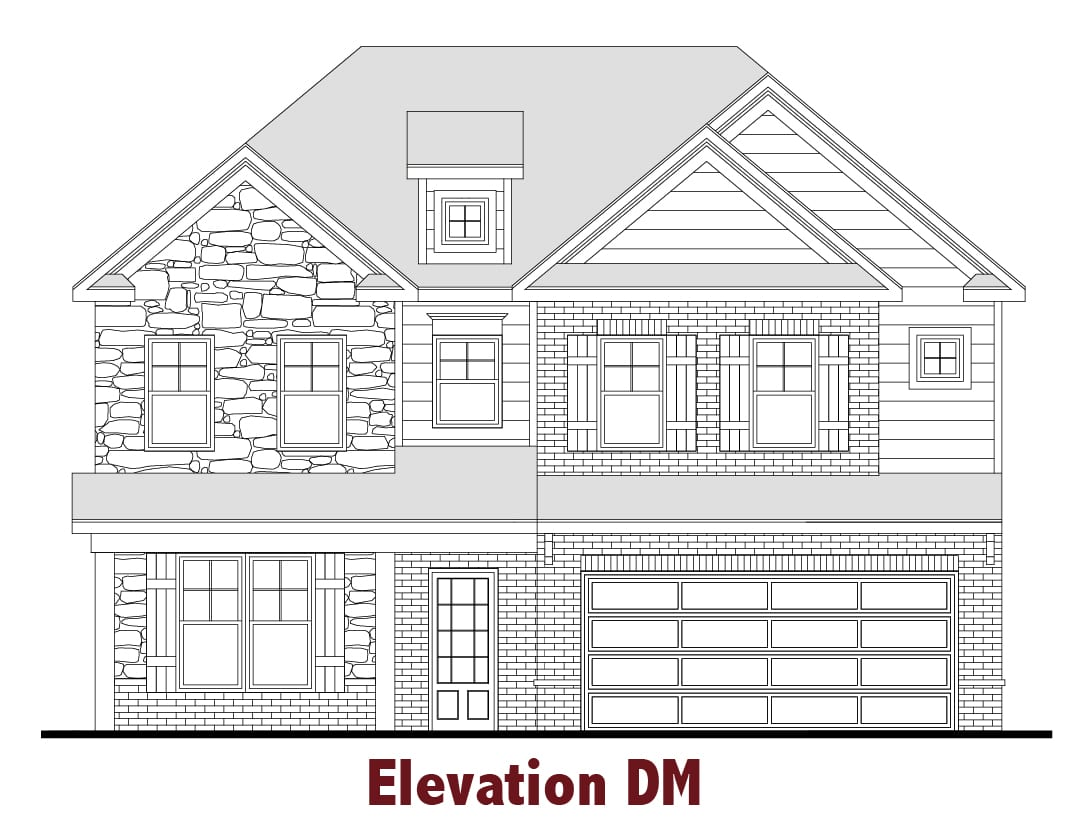 Mulberry-I elevations Image