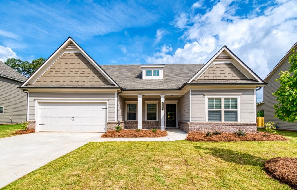 Newport Floorplan | Beds: 3 - 5 | Baths: 2.5 - 4 Stories: 1  | Sqft: 2175-2450