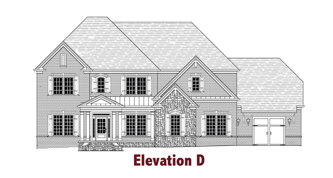 Oglethorpe elevations Image