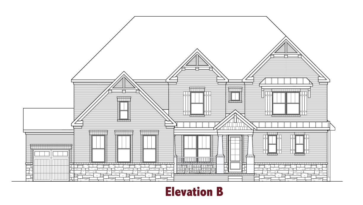Prescot elevations Image