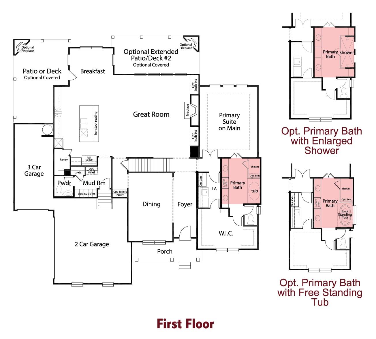 Prescot plans Image