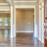 Foyer 2 Story New Home Plan The Tudor Plan by Chafin Communities