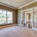 Formal Living Room 2 Story New Home Plan The Tudor Plan by Chafin Communities