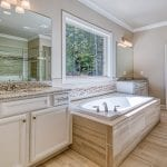 Owner's Bath 2 Story New Home Plan The Tudor Plan by Chafin Communities