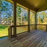 Covered Rear Porch 2 Story New Home Plan The Tudor Plan by Chafin Communities