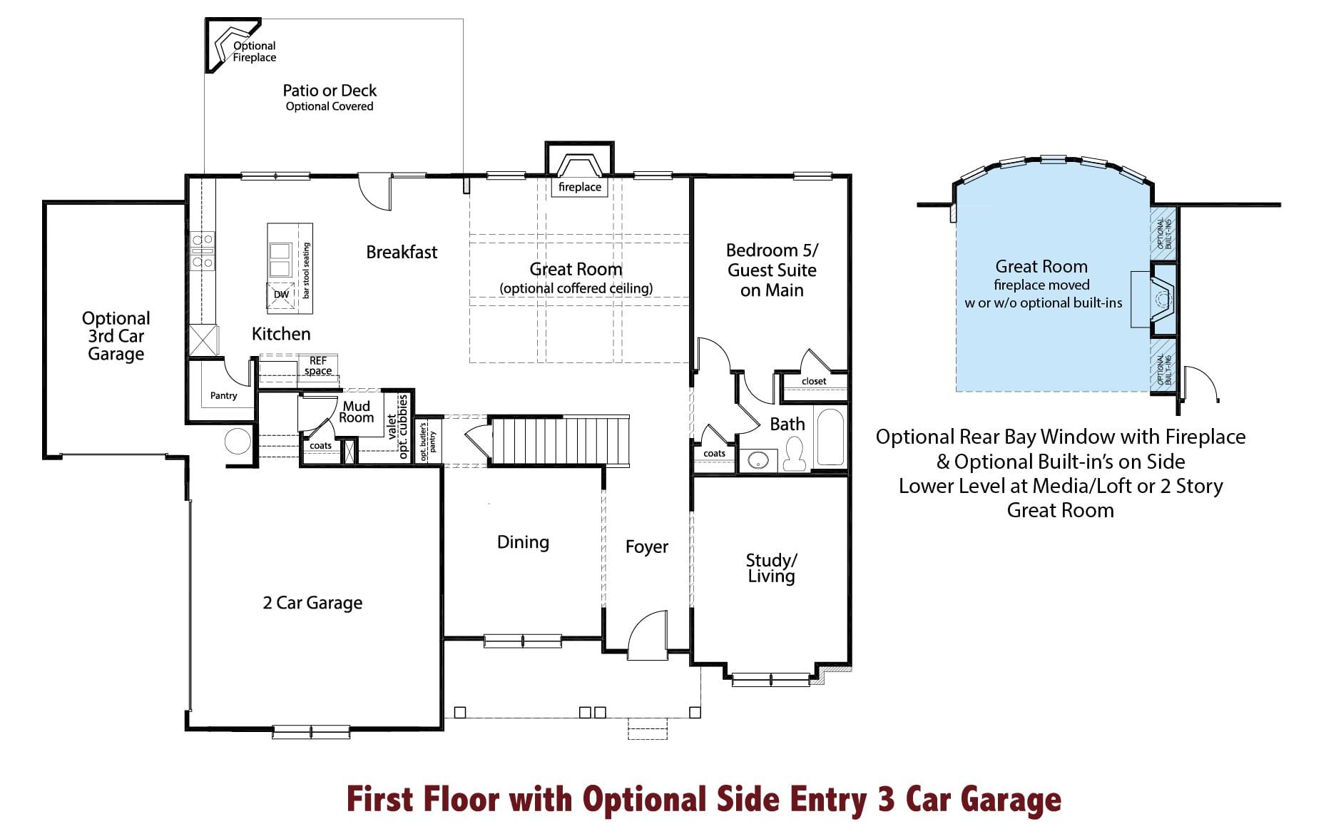 Westfield plans Image
