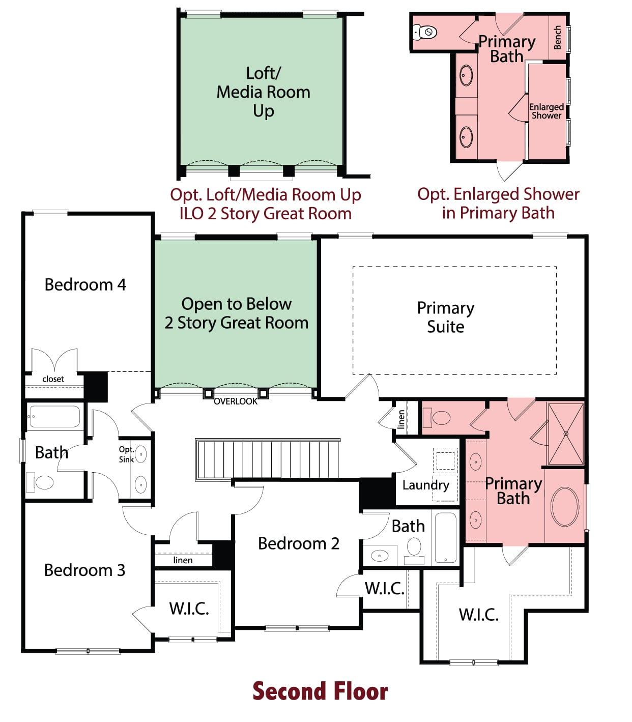 Windermere plans Image