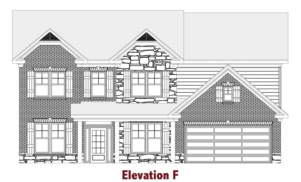 Brunswick-I elevations Image
