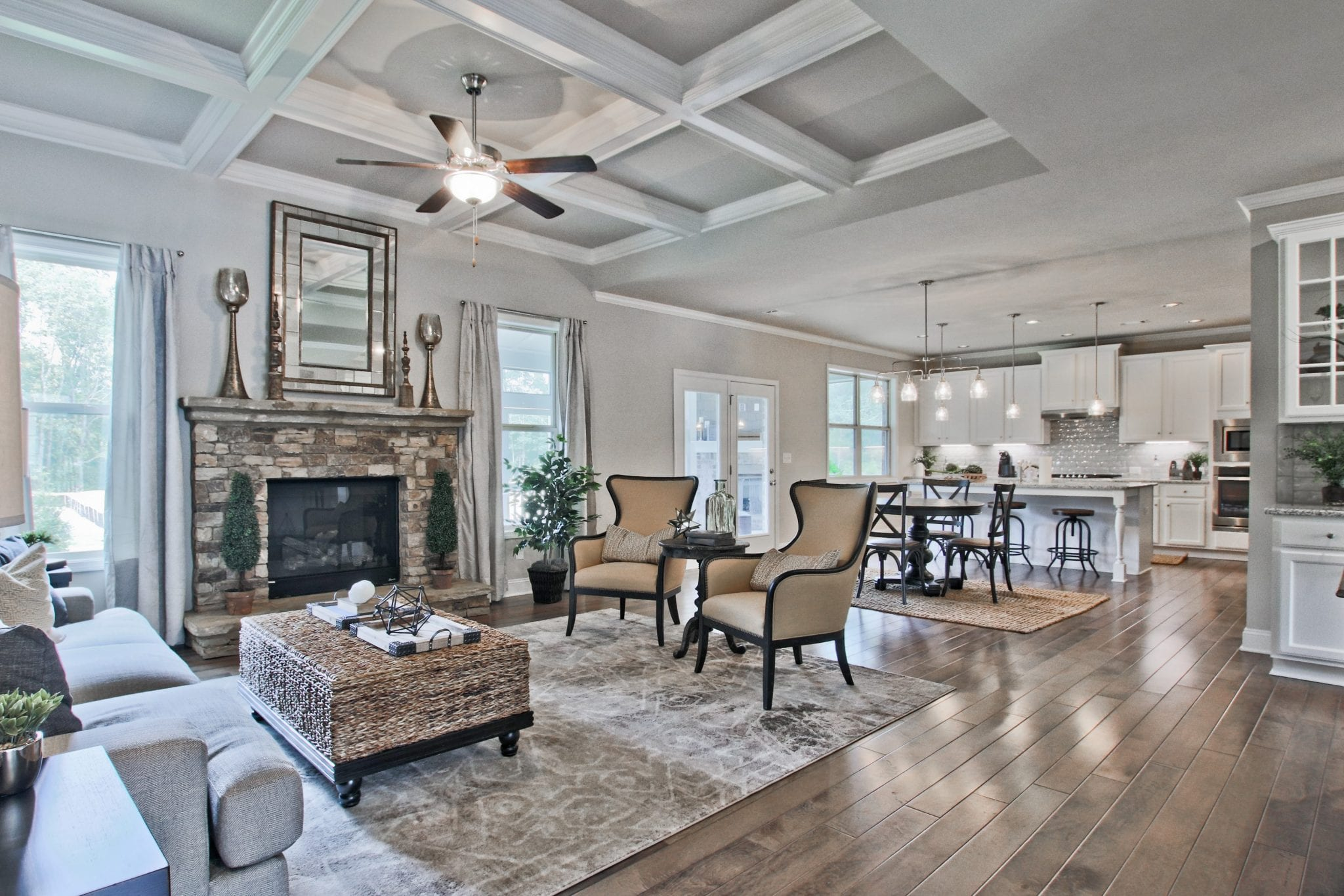 Great Rooms 2 Story High Or With A Loft Overhead 03 19 2019