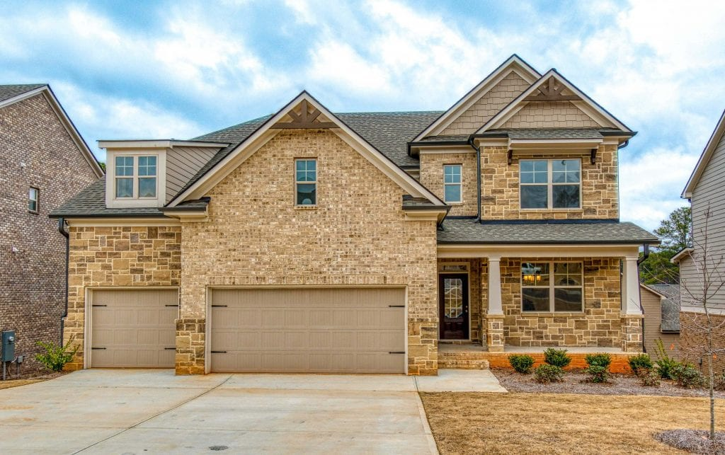 Cottonwood Floorplan | Beds: 4 - 5 | Baths: 3 - 4 Stories: 2  | Sqft: 3107-3384