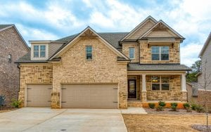 Cottonwood by Chafin Communities - Front