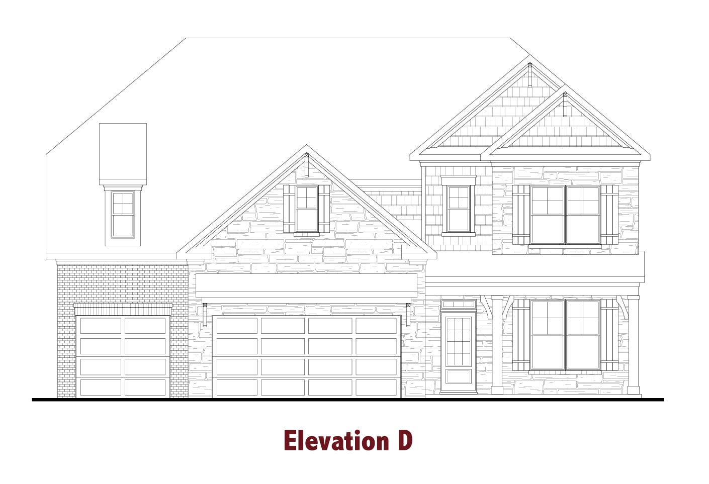 Cottonwood elevations Image