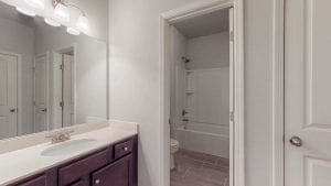 Cottonwood by Chafin Communities - Guest Bath on Main 1