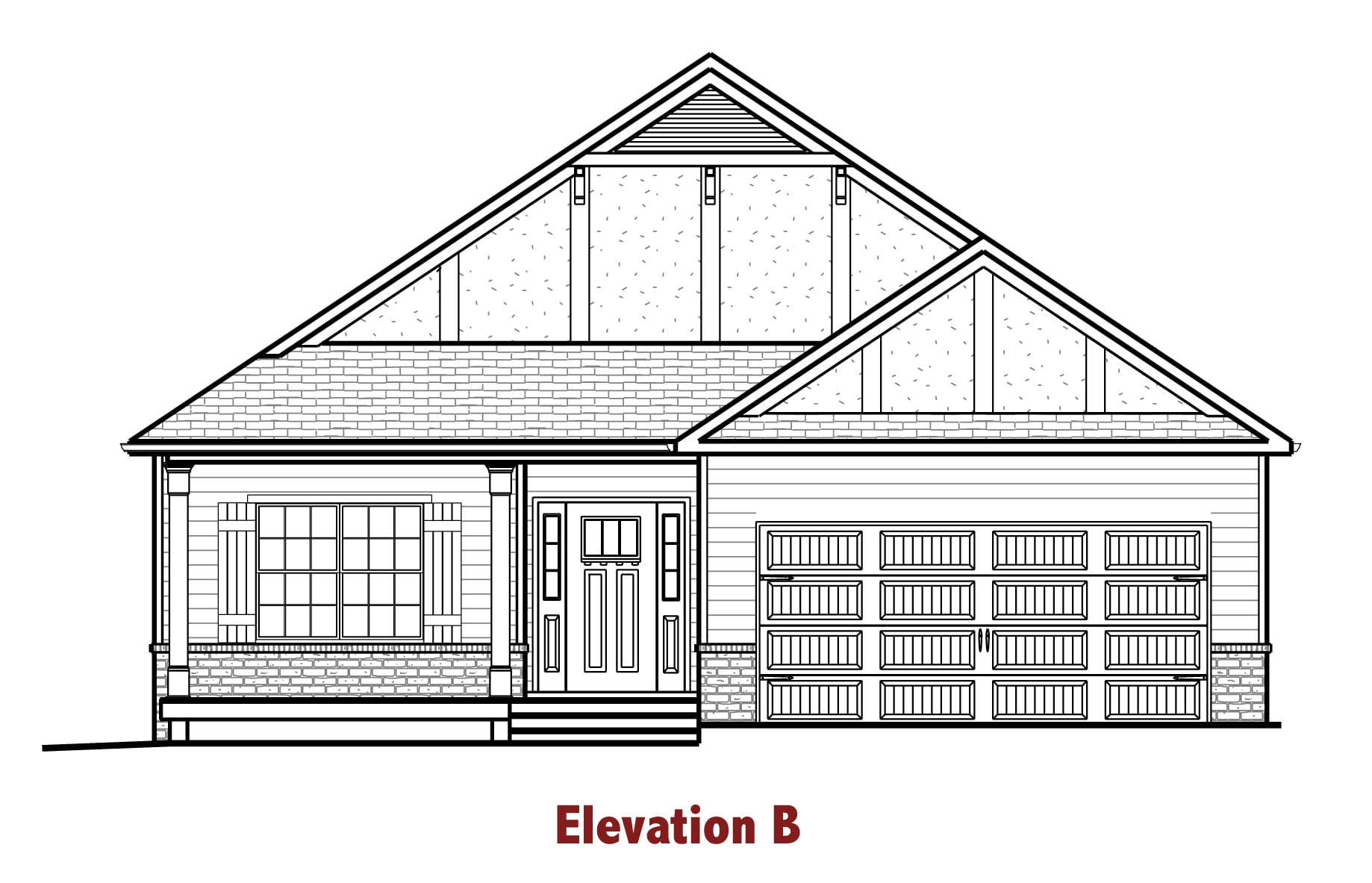 Hampton elevations Image