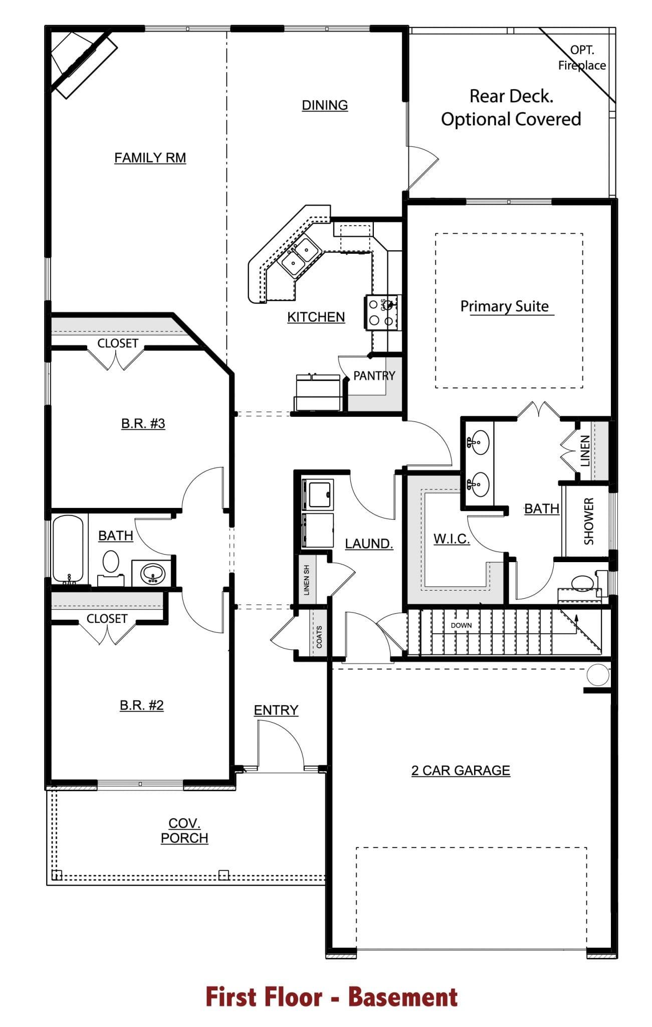 Hampton plans Image
