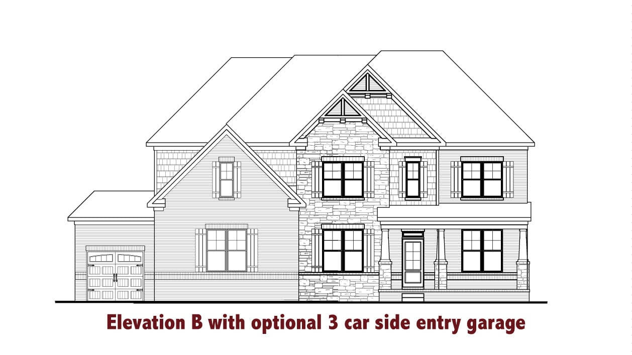 Westfield elevations Image