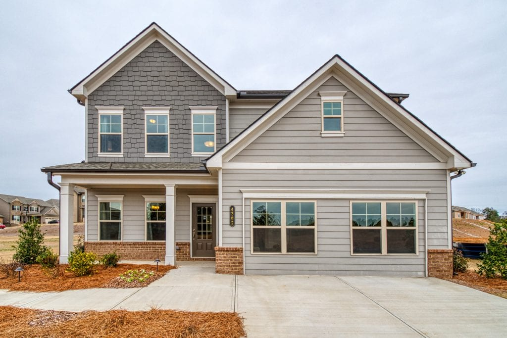 New home floor plan by Chafin Communities The Savannah