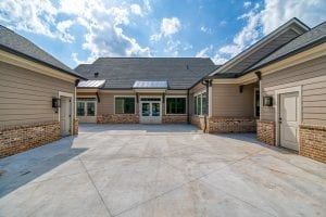 Auburn Station by Chafin Communities Clubhouse Rear