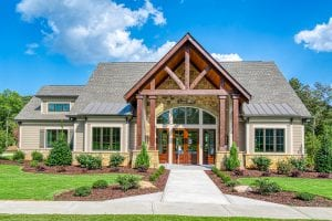 Auburn Station by Chafin Communities Clubhouse