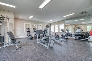 Auburn Station by Chafin Communities Gym