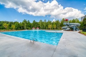 Auburn Station by Chafin Communities Pool & Waterslide