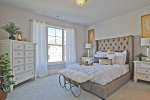 Secondary Bedroom Model Home of The Hills at Hamilton Mill 2 Story New Home Plan The Barkley Plan By Chafin Communities