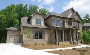 2-story home plan by Chafin Communities