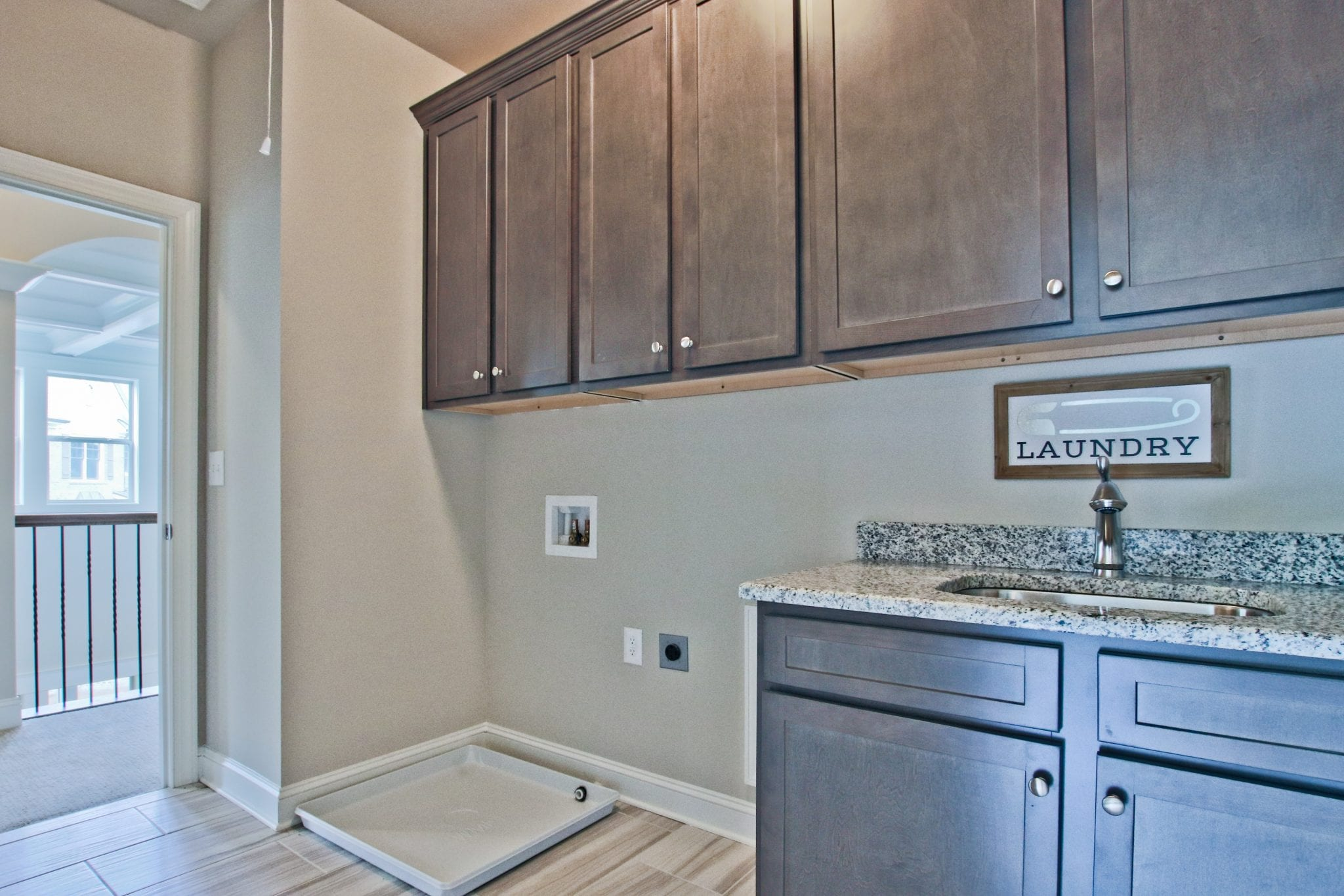 Laundry Rooms - Chafin Communities