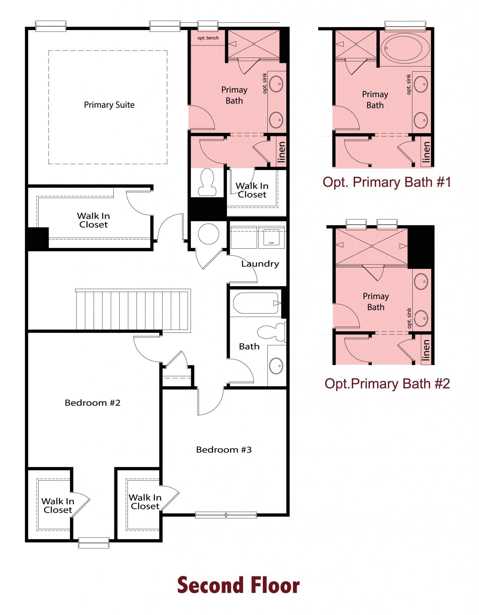 Holdbrooks plans Image