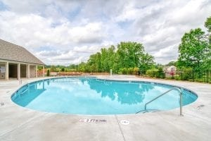 The Pool at Brighton Park by Chafin Communities in Jackson County