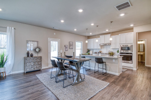 New Home Plan by Chafin Communities The Greenbrier Model at Lancaster