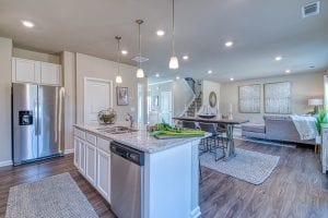 New Home Plan by Chafin Communities The Greenbrier Model at Lancasterr