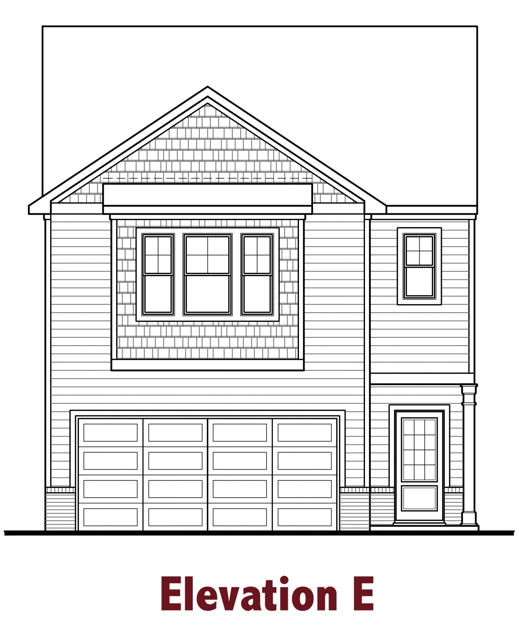 Davenport elevations Image