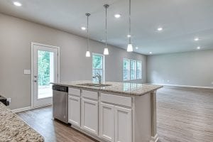 Everett - Chafin Communities - Kitchen to Family Room 2