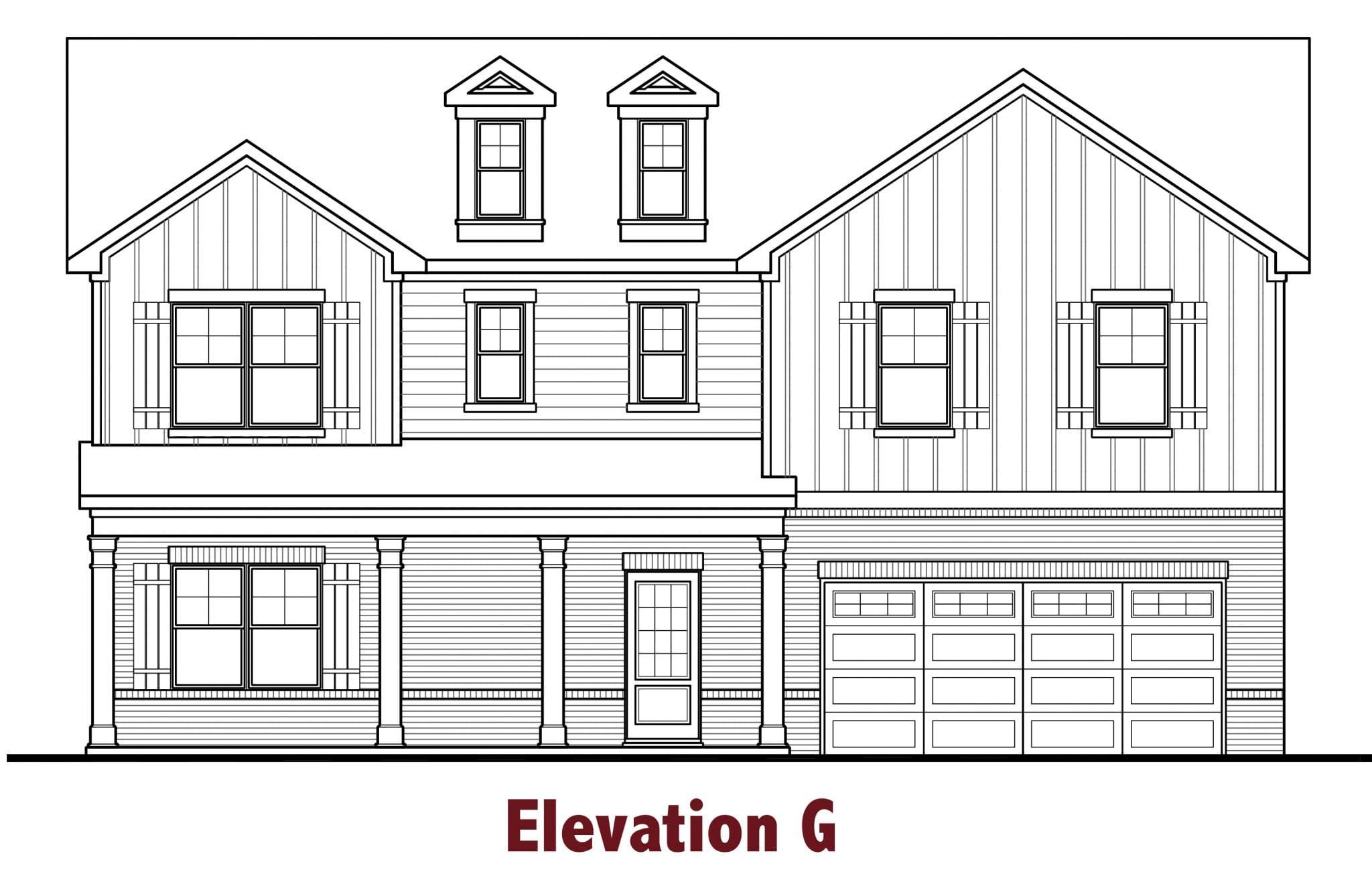 Everett elevations Image