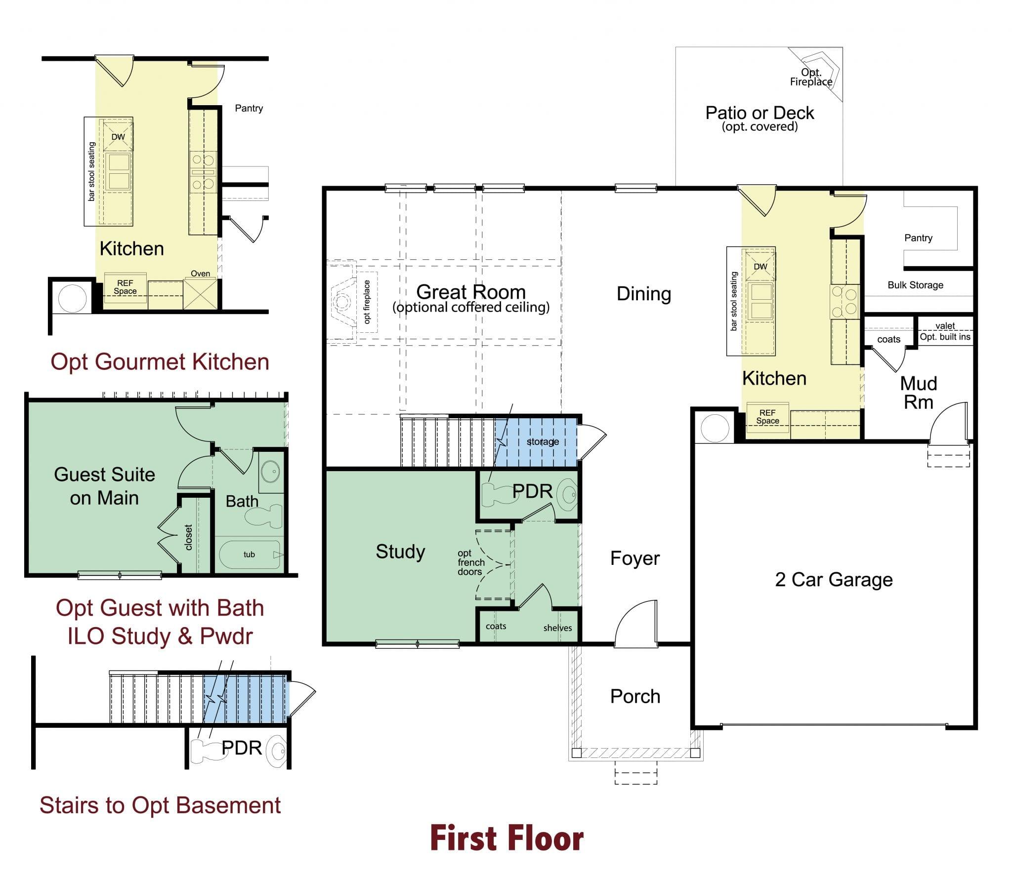Everett plans Image