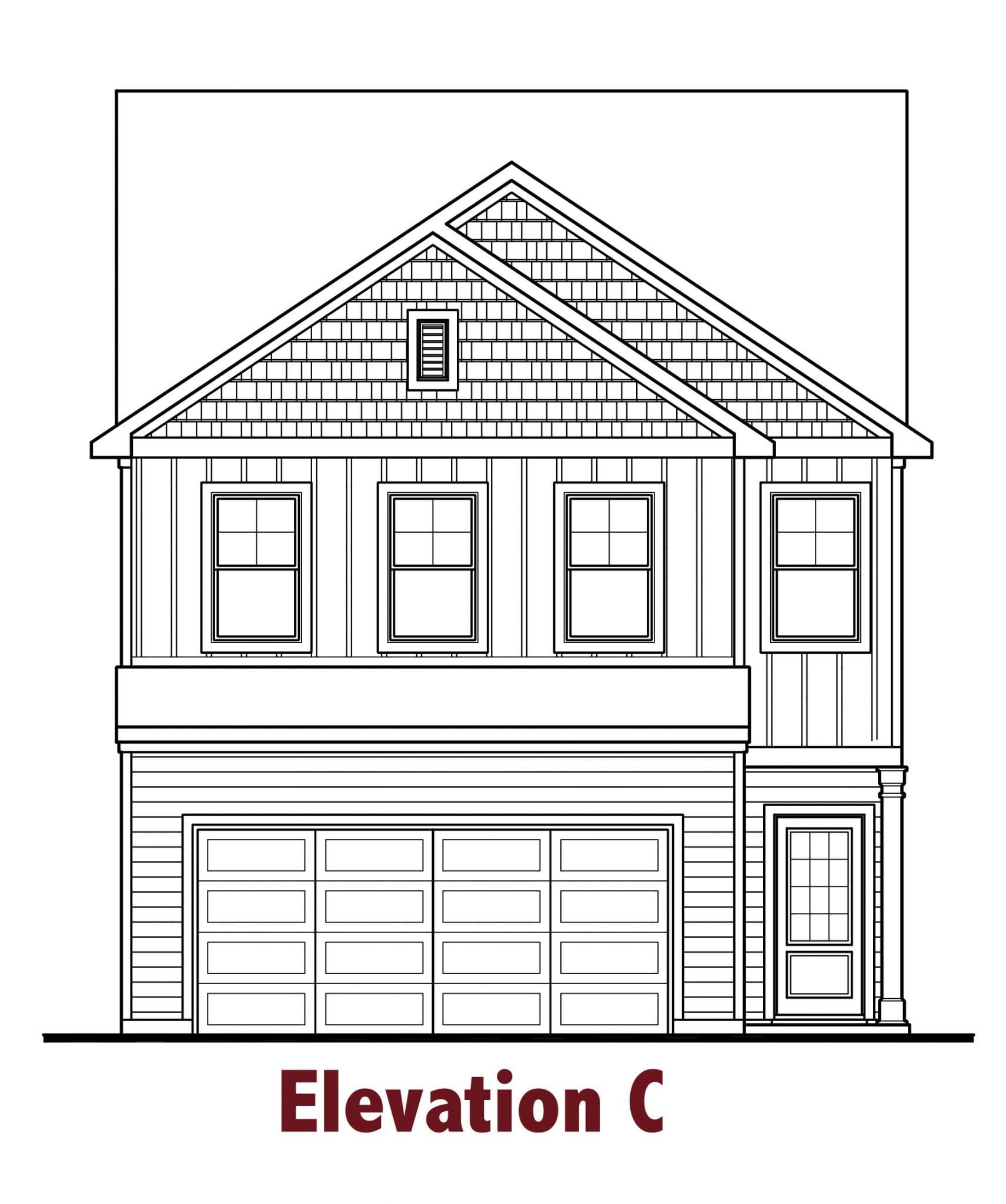 Fairfield elevations Image